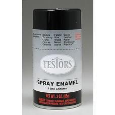 Chrome Enamel Spray Paint 3oz