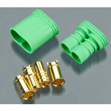 6.5mm Castle Connector Polorized Bullet Pair