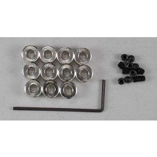 Bulk Dura-Collars5/32 (12)