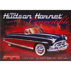 Moebius 1/25 1952 Hudson Hornet Convertible Model Kit