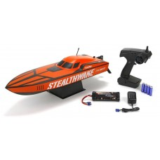 Stealthwake 23 Brushed Deep-V Boat RTR