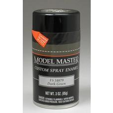 Dark Green 3oz Enamel Spray FS34079
