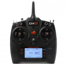 Spektrum DX8 8 Channel DSMX Gen 2 Radio System w/AR8010T SPM8015