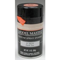 Dark Tan 3oz Enamel Spray FS30219