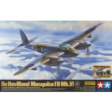 1/32 De Havilland Mosquito FB Mk.VI Plastic Model Kit