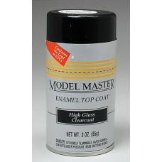 High Gloss Clearcoat 3oz Enamel Spray Paint