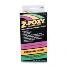 Z-POXY FINISHING RESIN,12OZ