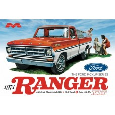 1:25 1971 Ford Ranger Pickup Plastic Model Kit