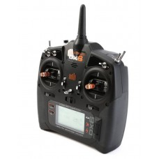 Spektrum DX6 6 Channel 2.4GHz DSMX Transmitter Only