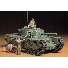 1:35 British Infantry Tank MK. Plastic Model Kit