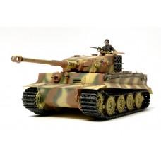 1/48 German Tiger I Late Production Plastic Model Kit