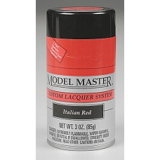 Italian Red 3oz Lacquer Spray Paint