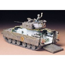 1:35 US M2 Bradley IFV Plastic Model Kit