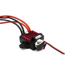Waterproof 60A FWD/REV Brushed ESC w/ EC3 Connector