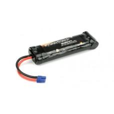 3300mAh NiMh 8.4v 7-Cell Battery EC3
