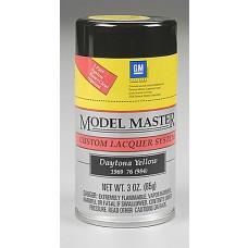 Daytona Yellow 3oz Lacquer Spray Paint