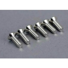 2.6 x 8mm Countersunk Screws (6)