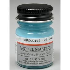 Turquoise 1/2 oz Enamel Paint