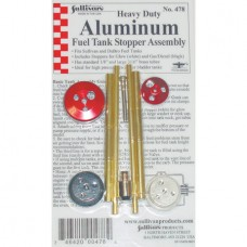 Heavy Duty Aluminum Stopper Kit