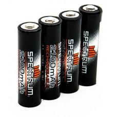 Spektrum 2100mAh NiMh AA Rechargeable Batteries (4)