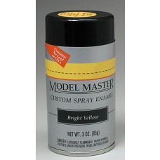 Bright Yellow 3oz Enamel Spray Paint