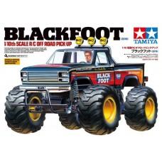 1:10 BlackFoot Monster Truck Kit 2016 Version