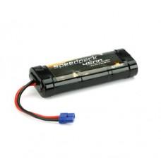 Speedpack 4500mAh Ni-MH 6-Cell Flat with EC3 Plug