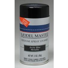 Arctic Blue Metallic 3oz Enamel Spray Paint
