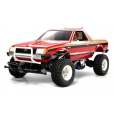 Tamiya Subaru Brat 1/10 Scale 2wd Electric Truck Kit
