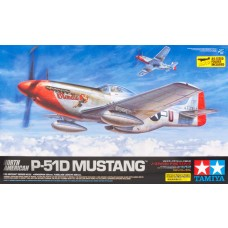 1:32 North American P-51D Mustang Model Kit