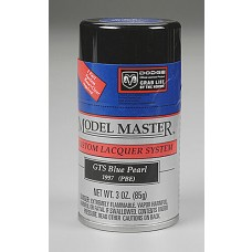 GTS Blue Pearl 3oz Lacquer Spray Paint