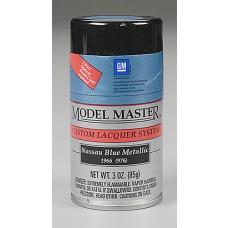 Nassau Blue Metallic 3oz Lacquer Spray Paint