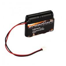 7.2V 1200mAh NiMH Battery w/ Mini Plug