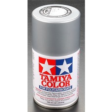 PS-48 Polycarbonate Spray Paint Metallic Silver