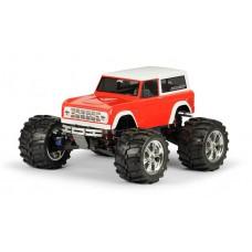 1973 Ford Bronco Clear Crawler Body