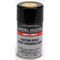 Dark Yellow 3oz Enamel Spray Paint