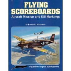 Flying Scoreboards