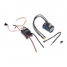 Mamba X ESC & 1900kv Sensored Motor