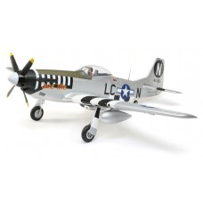 E-flite P-51D Mustang 1.2m BNF Basic Airplane