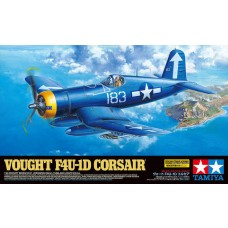 1/32 Vought F4U-1D Corsair Plastic Model Kit