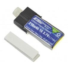 E-flite 210mAh 1S 3.7V 40C Li-Po Battery