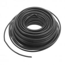 50 Foot 20 Gauge Standard Layout Wire Black
