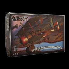 Wingnut Wings 1/32 Sopwith F.1 Camel USAS Plastic Model Kit