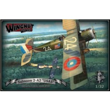 Wingnut Wings 1/32 Salmson 2-A2 USAS Plastic Model Kit