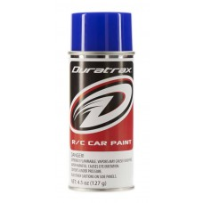 Duratrax Blue Flash Lexan Body Spray Paint