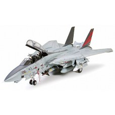 Tamiya 1:32 Grumman F-14A Tomcat Black Knights Plastic Model Kit