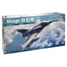 1:32 Mirage III E/R Plastic Model Kit