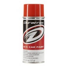 Duratrax Competition Orange Lexan Body Spray Paint