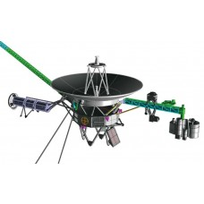 1:48 Space Probe Voyager Plastic Model Kit