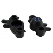 RPM Black Axle Carriers-Bearings T/E-Maxx 80582